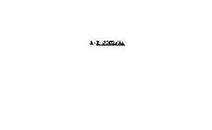 A-B JOURNAL