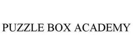 PUZZLE BOX ACADEMY