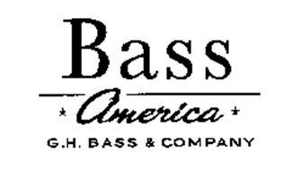 BASS AMERICA G.H. BASS & COMPANY