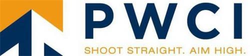 PWCI SHOOT STRAIGHT. AIM HIGH.