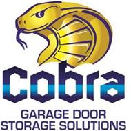 COBRA GARAGE DOOR STORAGE SOLUTIONS