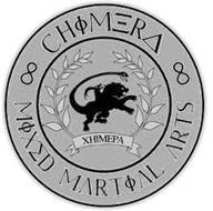 CHIMERA MIXED MARTIAL ARTS XHIMEPA