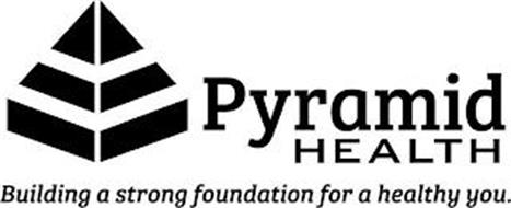 PYRAMID HEALTH BUILDING A STRONG FOUNDATION FOR A HEALTHY YOU.