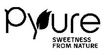 PYURE SWEETNESS FROM NATURE