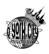 Q YORK CITY MUSIC GROUP