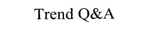 TREND Q&A