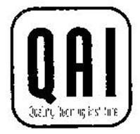 QAI QUALITY AUDITING INSTITUTE
