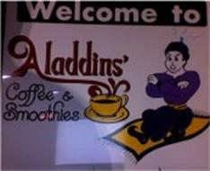WELCOME TO ALLADINS' COFFEE & SMOOTHIES
