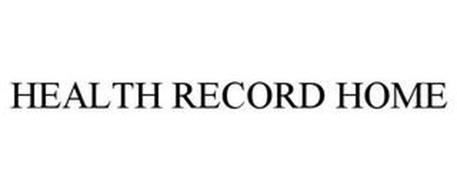 HEALTH RECORD HOME