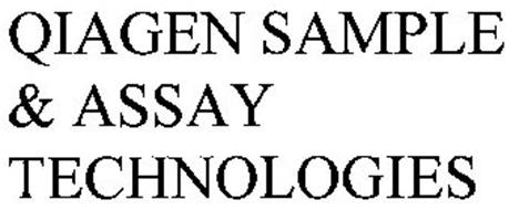 QIAGEN SAMPLE & ASSAY TECHNOLOGIES