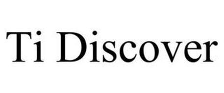 TI DISCOVER