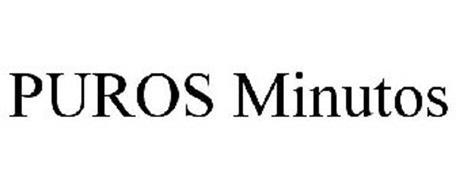 PUROS MINUTOS