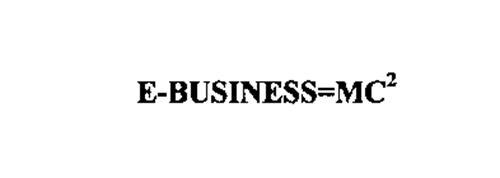 E-BUSINESS=MC2