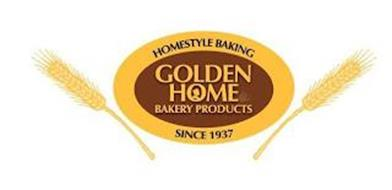 HOMESTYLE BAKING GOLDEN HOME BAKERY PRODUCTS SINCE 1937