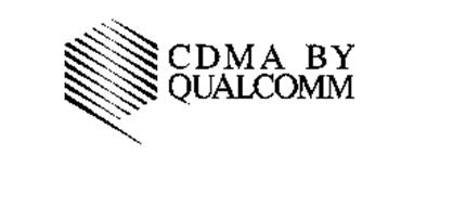 CDMA BY QUALCOMM
