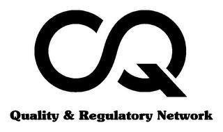 Q QUALITY & REGULATORY NETWORK