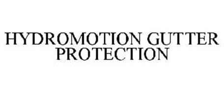 HYDROMOTION GUTTER PROTECTION