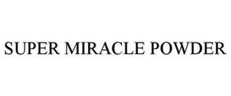 SUPER MIRACLE POWDER