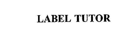 LABEL TUTOR