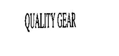 QUALITY GEAR