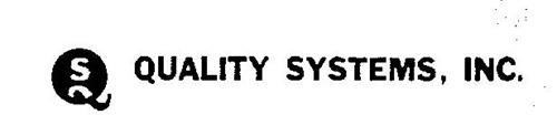 QS QUALITY SYSTEMS, INC.