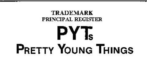 PYTS PRETTY YOUNG THINGS