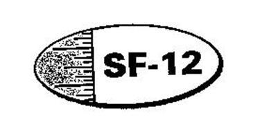 SF- 12