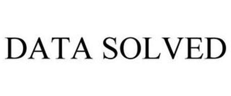 DATA SOLVED