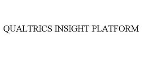 QUALTRICS INSIGHT PLATFORM