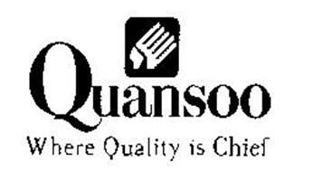 QUANSOO WHERE QUALITY IS CHIEF
