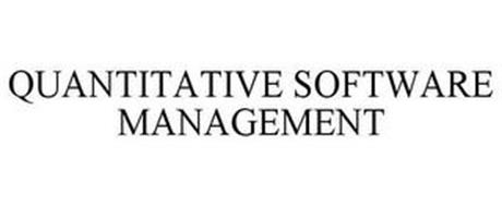 QUANTITATIVE SOFTWARE MANAGEMENT