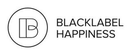 B BLACKLABEL HAPPINESS