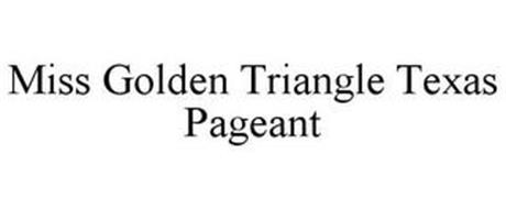 MISS GOLDEN TRIANGLE TEXAS PAGEANT