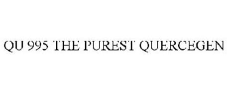 QU 995 THE PUREST QUERCEGEN
