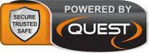 POWERED BY QUEST Q SECURE TRUSTED SAFE