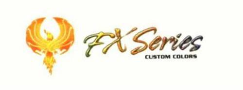 FX SERIES CUSTOM COLOR