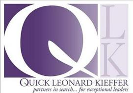 QLK QUICK LEONARD KIEFFER PARTNERS IN SEARCH... FOR EXCEPTIONAL LEADERS