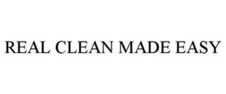 REAL CLEAN MADE EASY