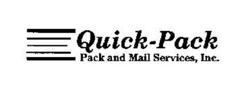 QUICK-PACK PACK AND MAIL SERVICES, INC.