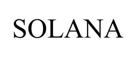solana trademark of quidel corporation serial number