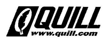 QUILL WWW.QUILL.COM