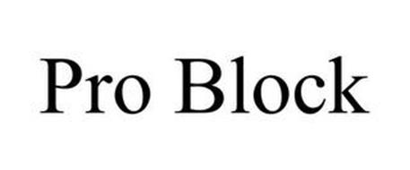 PRO BLOCK