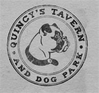 · QUINCY'S TAVERN · AND DOG PARK