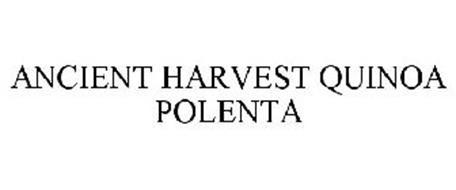 ANCIENT HARVEST QUINOA POLENTA