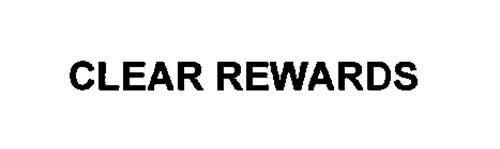 CLEAR REWARDS