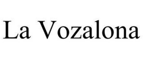 LA VOZALONA