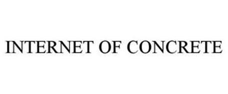 INTERNET OF CONCRETE