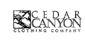 CEDAR CANYON CLOTHING COMPANY