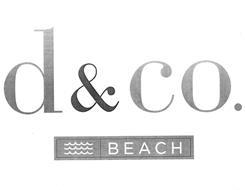 D&CO. BEACH