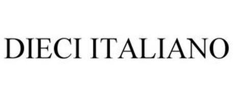 DIECI ITALIANO